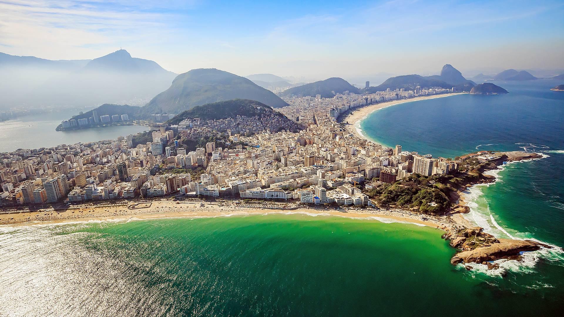Capodanno tra mare e cultura brasiliana