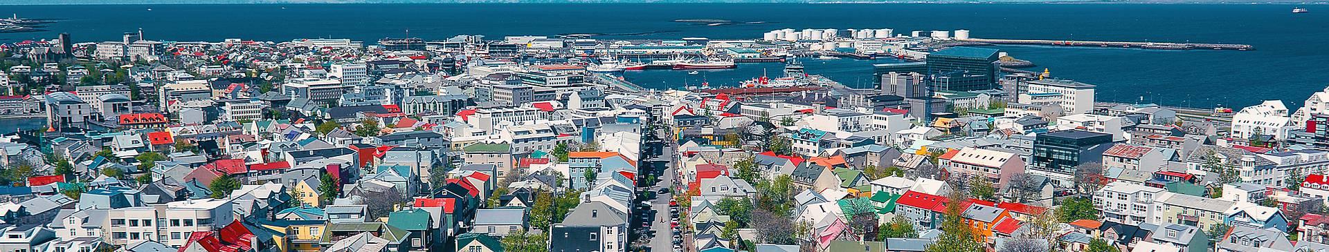 Reizen in augustus in IJsland