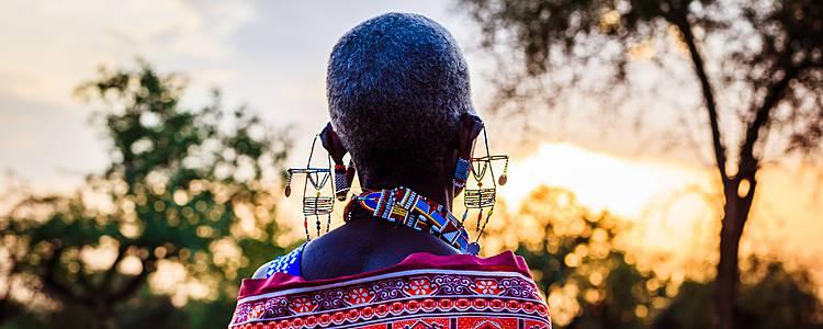 Rencontres en terre Maasaï