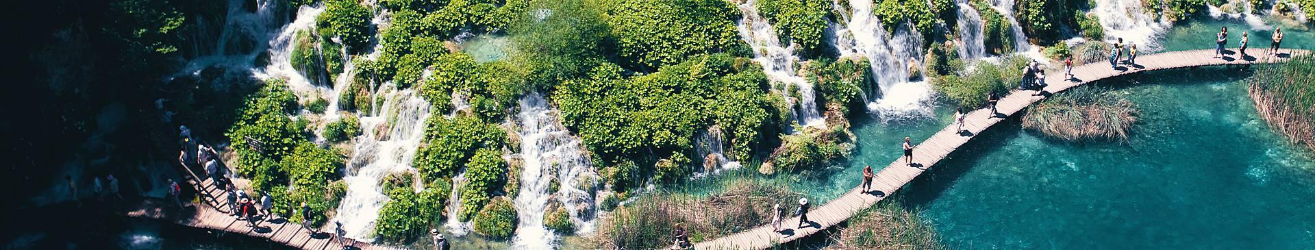 Croatia lakes