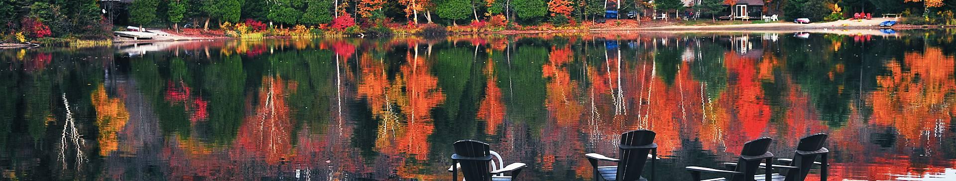 Viajes a Canadá en otoño