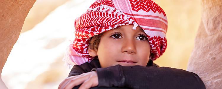 Le meraviglie del paese e il Mar Morto visti con gli occhi dei bambini