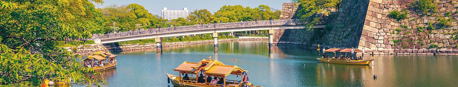 Japan river cruise