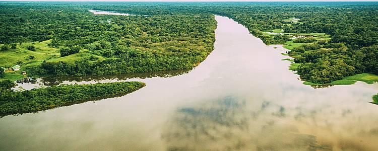 Aventura en la selva amazónica