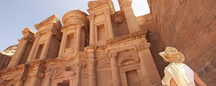Honeymoon in Jordan