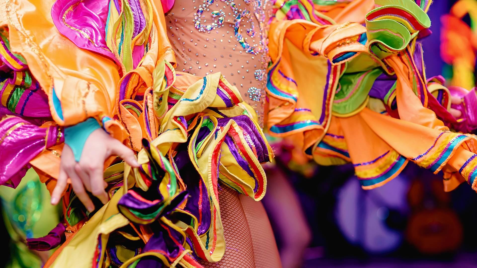 Vive el Carnaval de Brasil