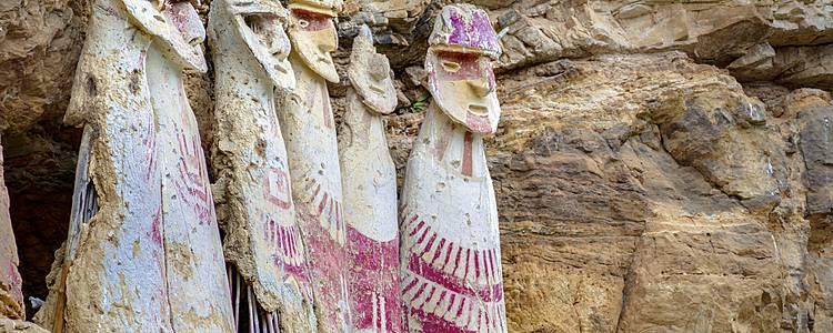 Dalla cultura Chachapoyas all'Impero Inca, fuori dai sentieri battuti