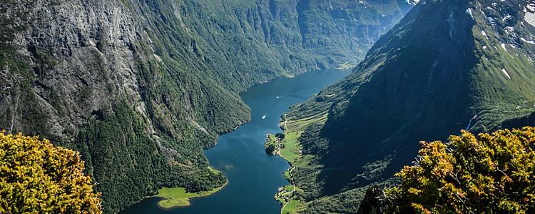Von Oslo nach Bergen - Fjord Abenteuer