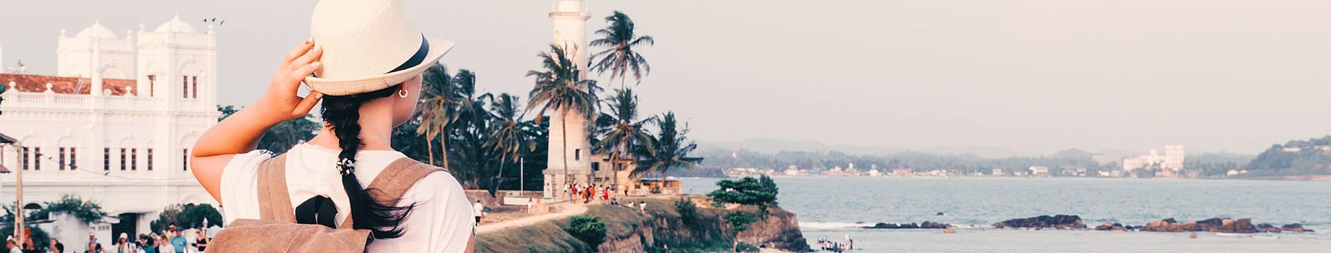 Solo tours in Sri Lanka