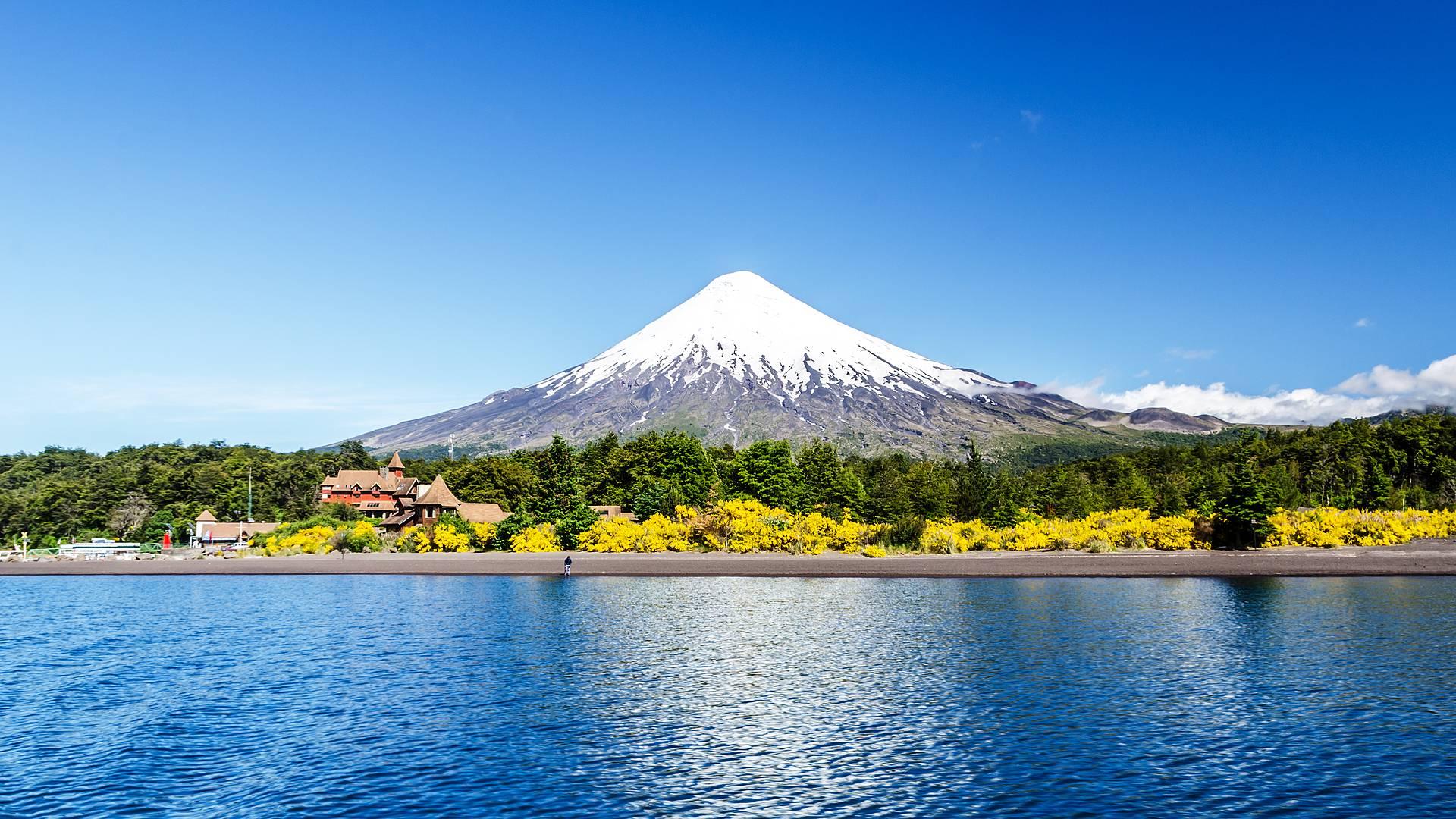 Vulkane und Seen des Südens