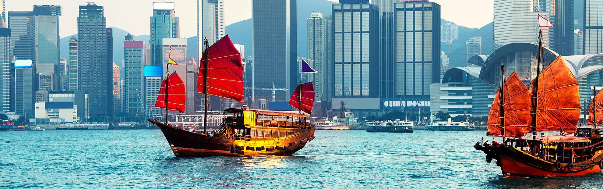 Voyage à Hong Kong