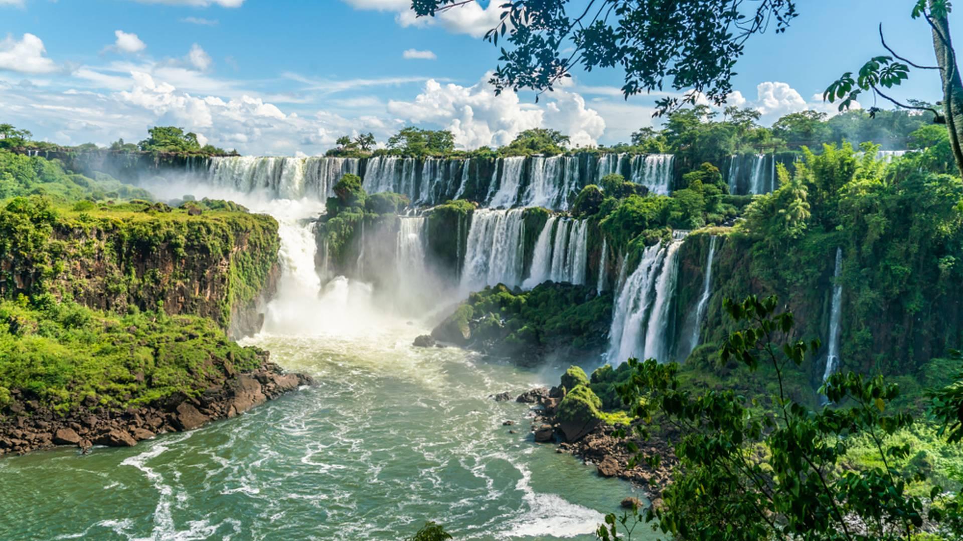 Rio Highlights, Iguazu und Amazonas-Cruise