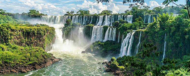 Rio Highlights, Iguazu und Amazonas-Cruise