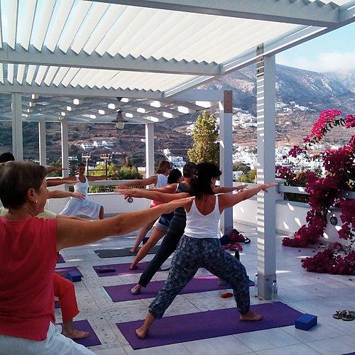 Retraite de Yoga sur les îles du paradis -