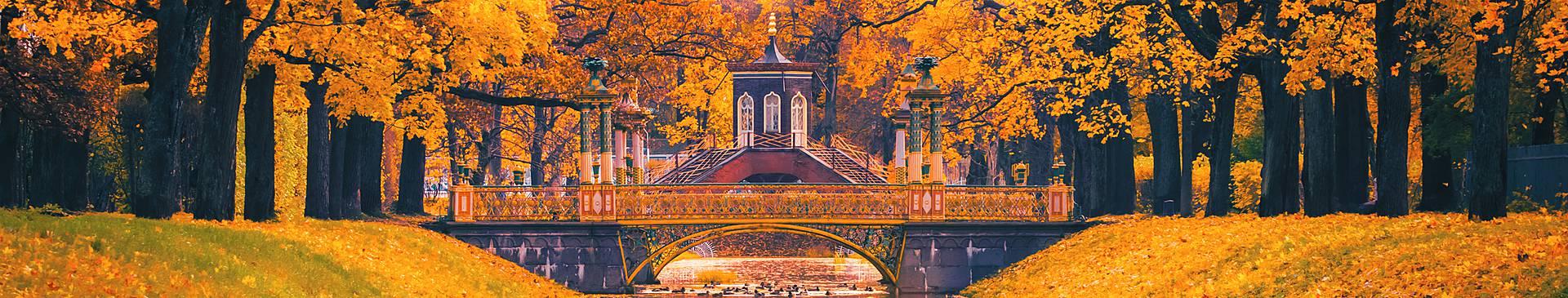 Viaggi in Russia in autunno
