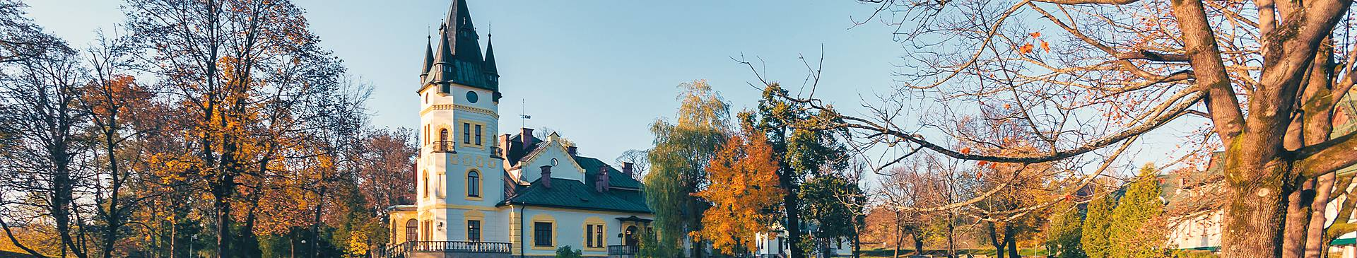 Viaggi in Polonia in autunno