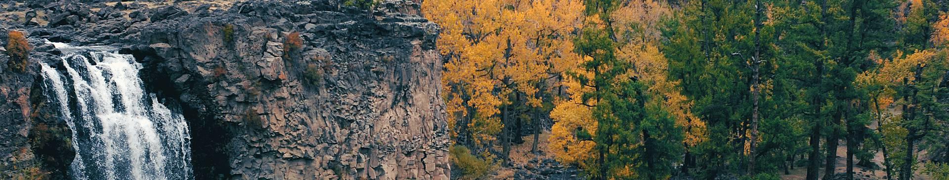 Viaggi in Mongolia in autunno