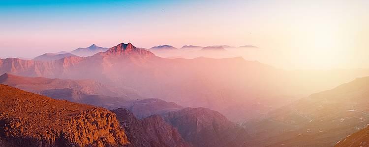 La ciudad de oro y Ras Al Khaimah