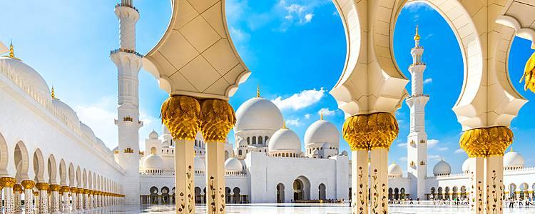 Lo esencial de Dubai y Abu Dhabi