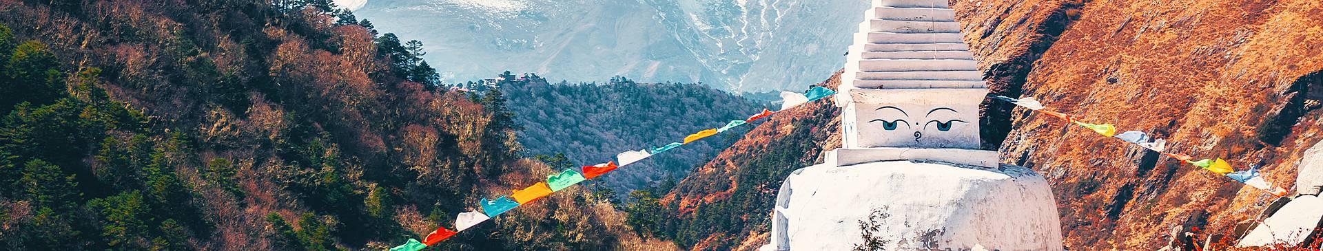 Viajes a Nepal en otoño