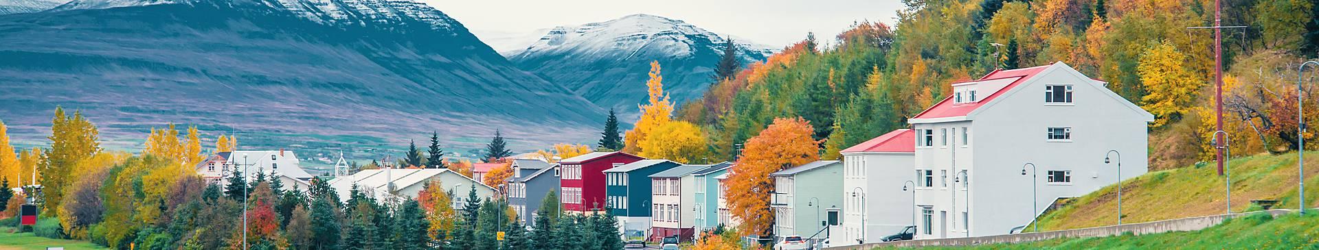 Viajes a Islandia en otoño
