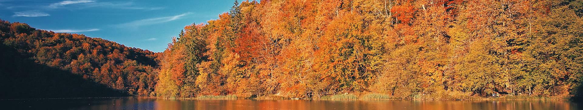 Viajes a Croacia en otoño