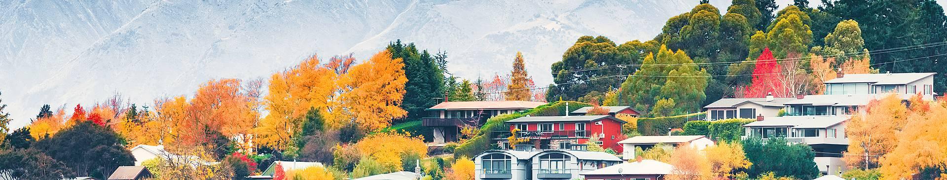 Viajes a Nueva Zelanda en otoño