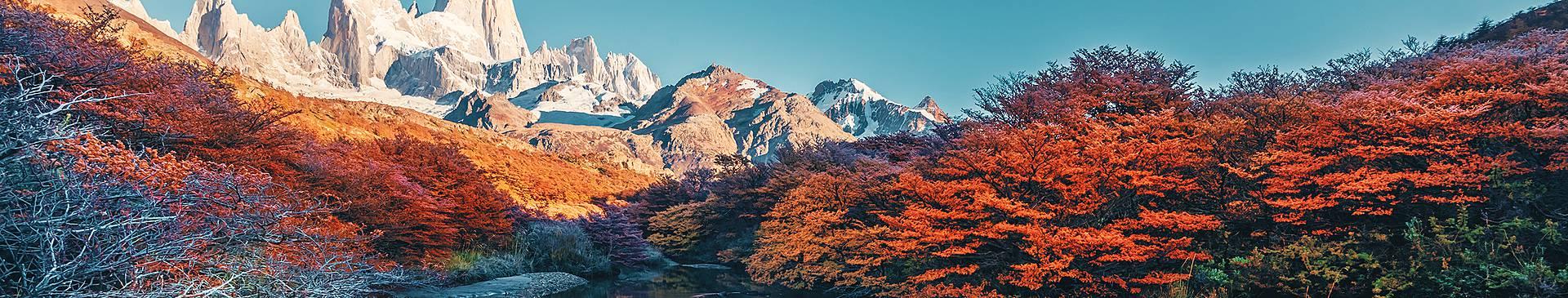 Viajes a Patagonia en otoño