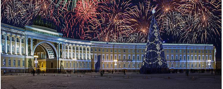 Capodanno a San Pietroburgo