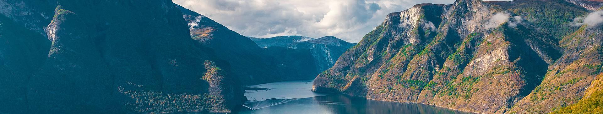 Norway in April