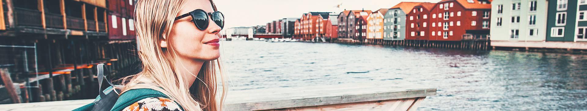 Norway solo travel