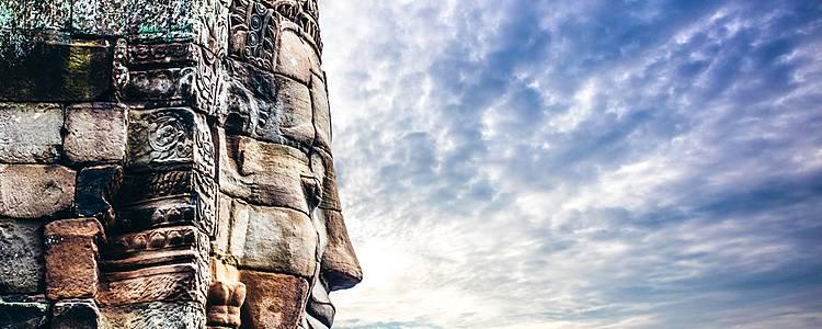 Multiple splendors of Khmer
