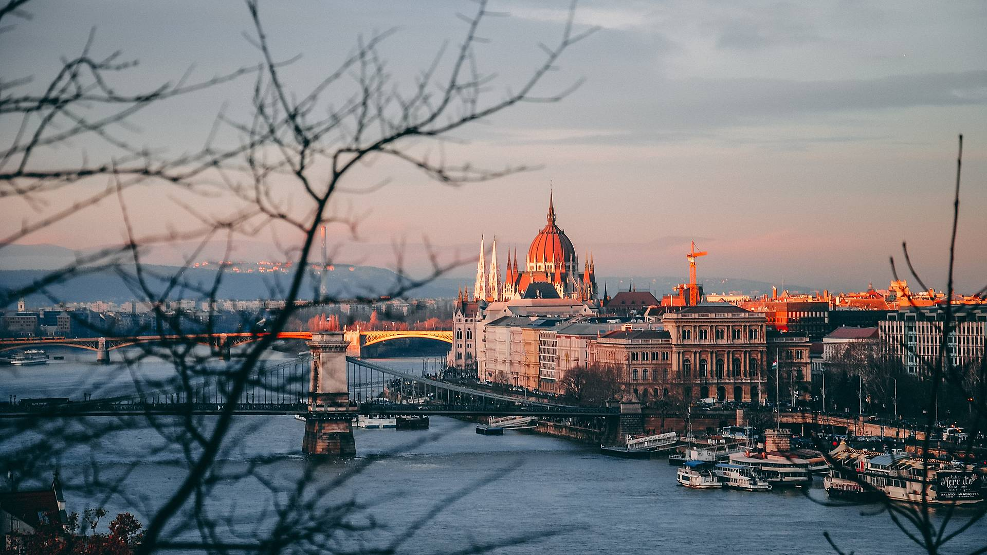 Budapest en amoureux