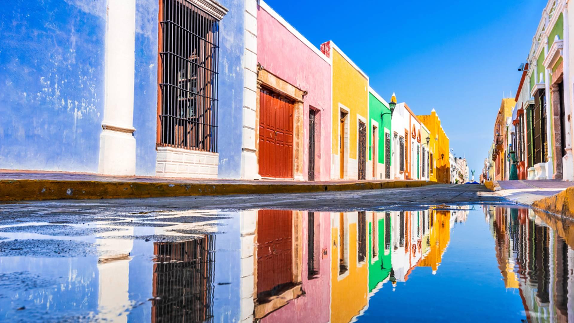 Yucatán auf eigene Faust