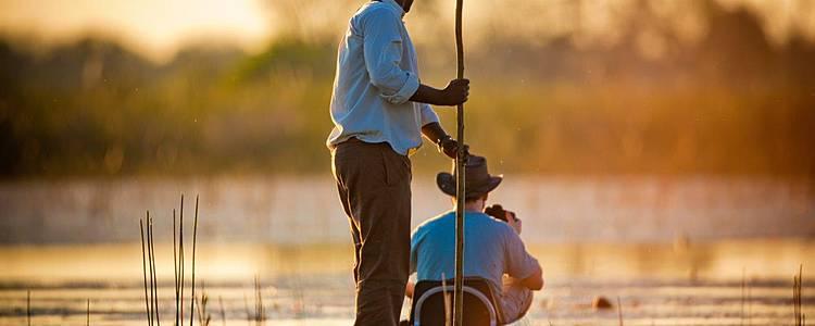 Explora la África más salvaje