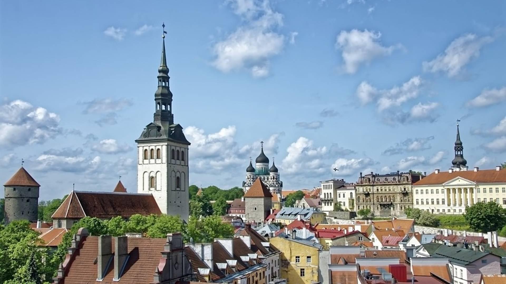 Rund um Vilnius, Riga und Tallinn
