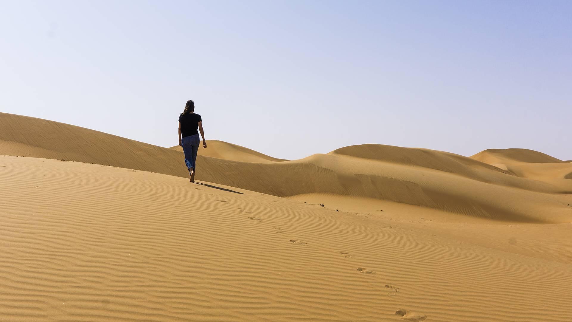 Zauberhaftes Wüstenabenteuer