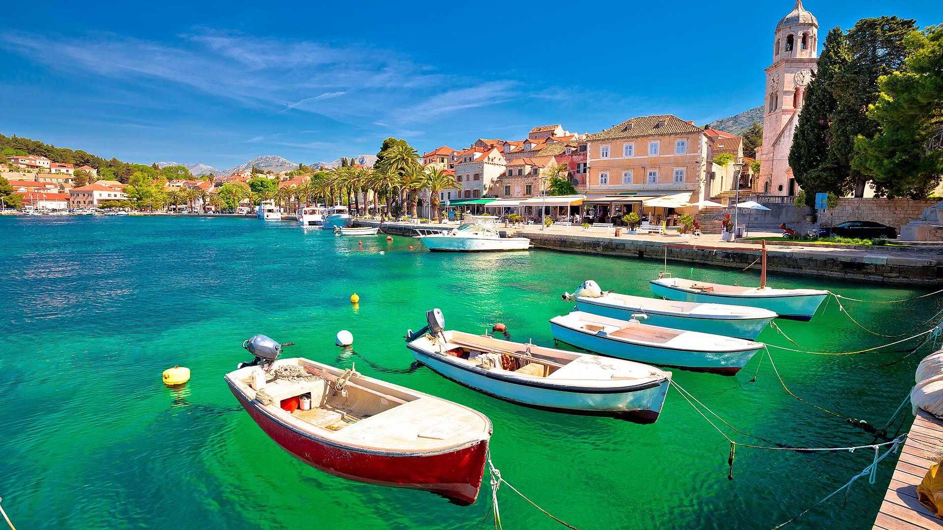 Entre nature et culture : sur les sentiers du patrimoine croate