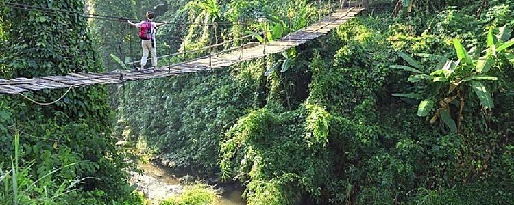 Adventure journey in Thailand