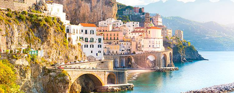 Treasures of the Amalfi Coast and Puglia