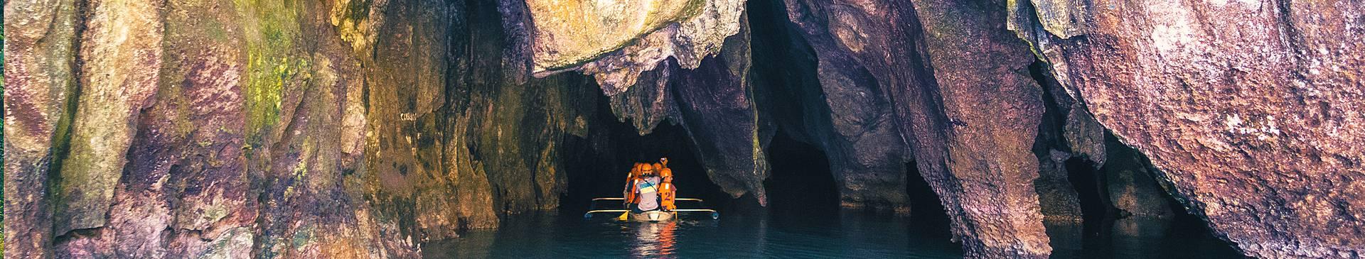 Adventure travel in the Philippines