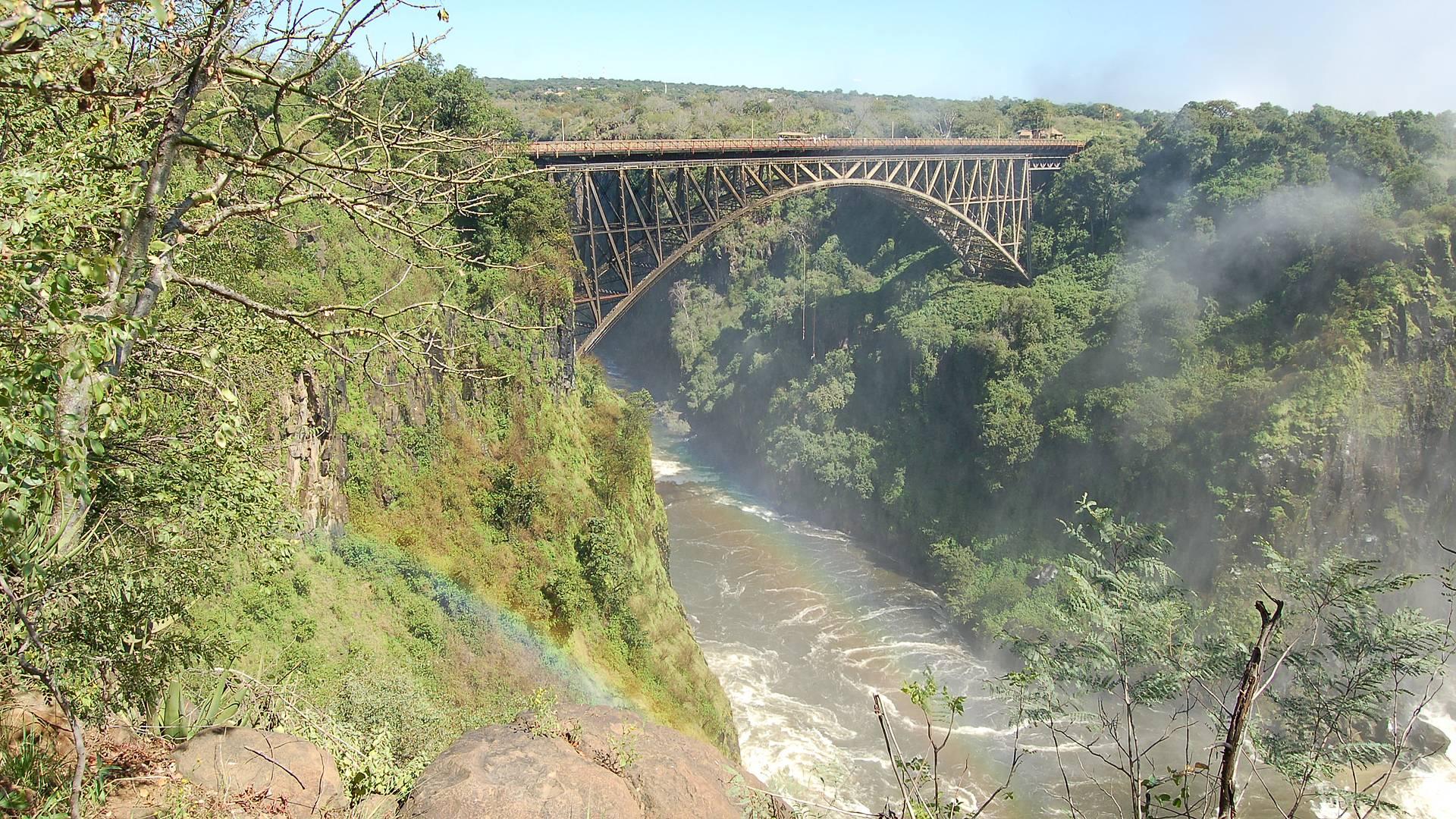 Self-drive en Botsuana con cataratas Victoria