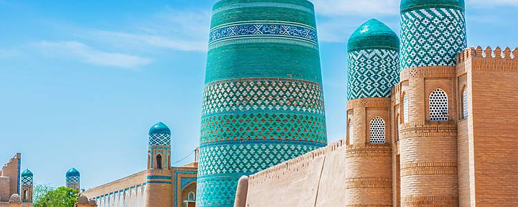 Off the beaten track in Uzbekistan