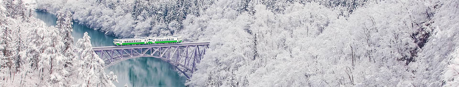 Viaggi in Giappone in inverno