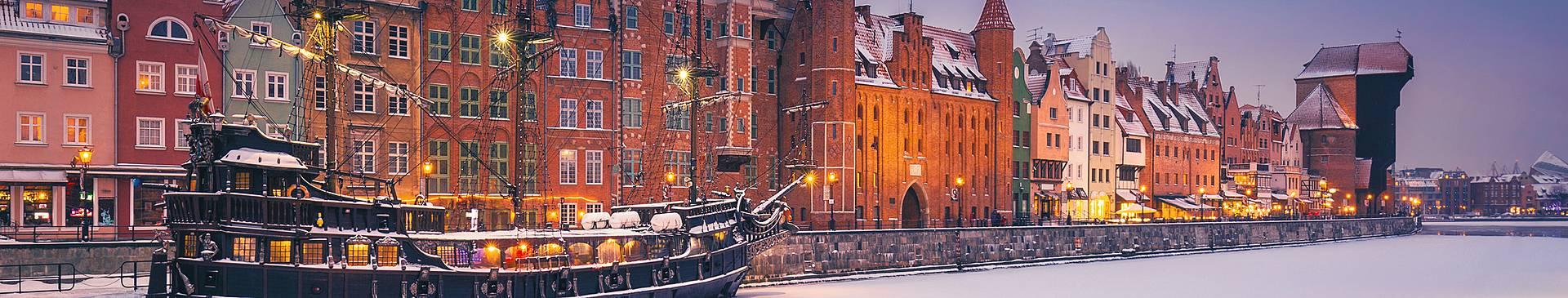 Viaggi in Polonia in inverno