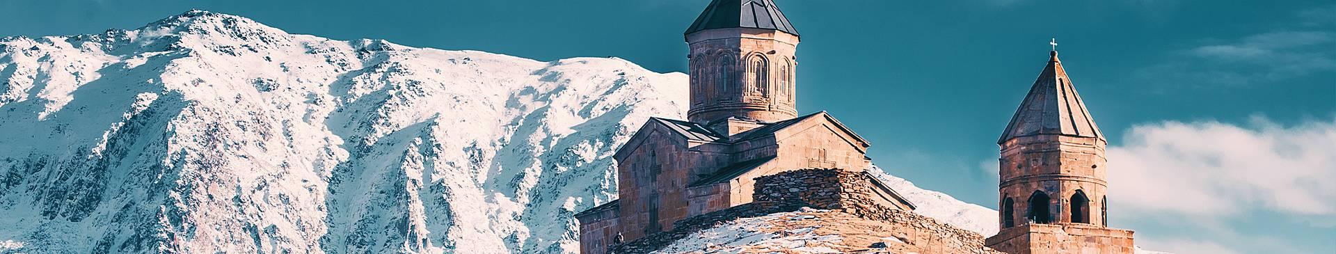 Viaggi in Georgia in inverno
