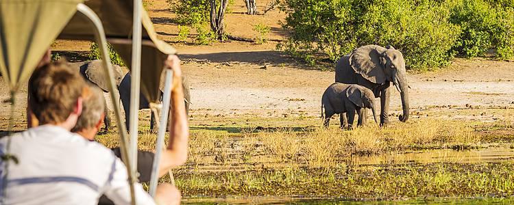 Safari móvil por Parques Nacionales