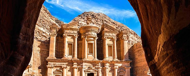 Die schönsten Orte zwischen Jerusalem und Petra