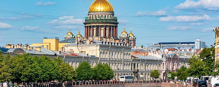 Wunderschöner Kurztrip nach St.Petersburg