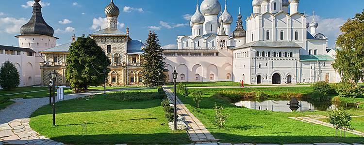 Moskau, St. Petersburg und der Goldene Ring